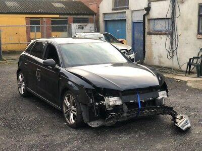 2013 63 Audi A3 Tdi S Line S Tronic Auto Damage – Accident