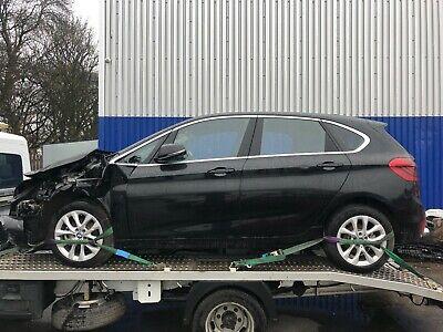 Bmw 2 Series 216d Luxury Active Tourer – Accident Damaged Cars
