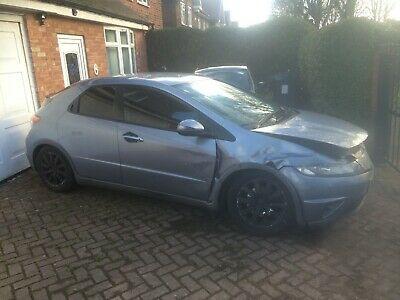 Honda Civic 55 Plate Vtec Executive – Accident Damaged Cars
