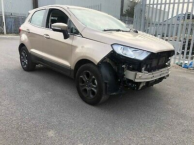 2018 Ford Ecosport Zetec 10 Ecoboost Very Light Damage
